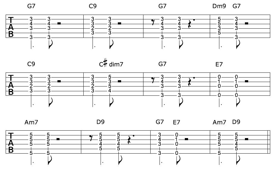Acoustic-Jazz-Blues