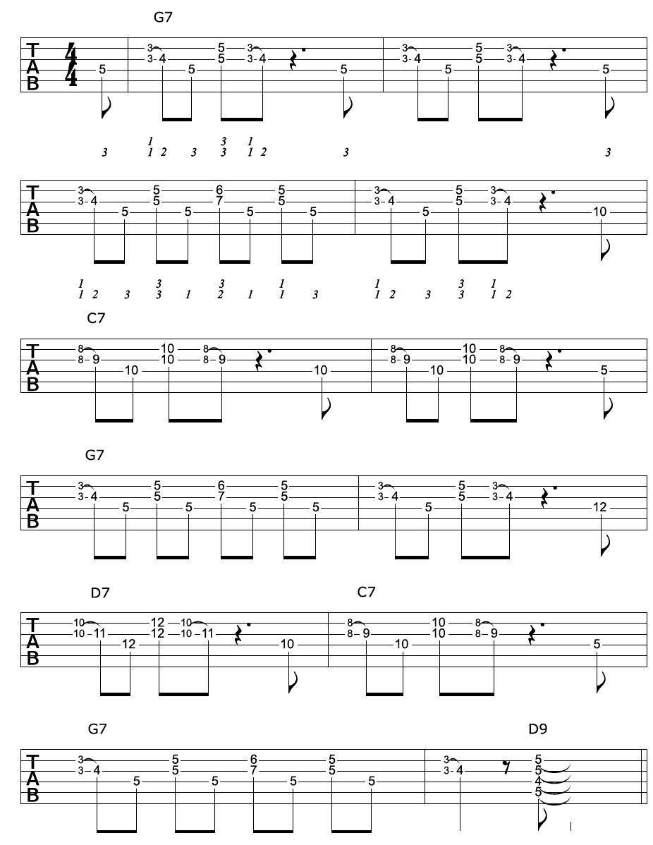 Acoustic-Blues-Rhythm-Riffs