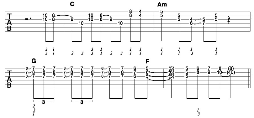 Chord Solo Image 2