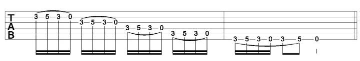 Csus2 Tuning Example 2