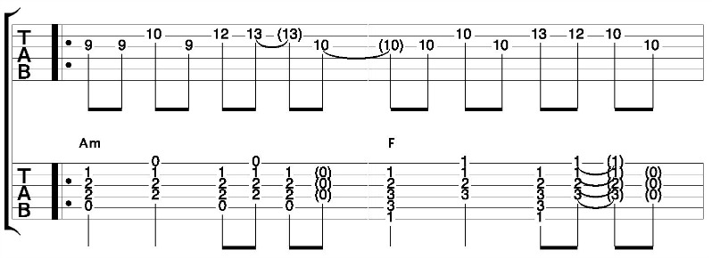 Melody-With-Chords-1