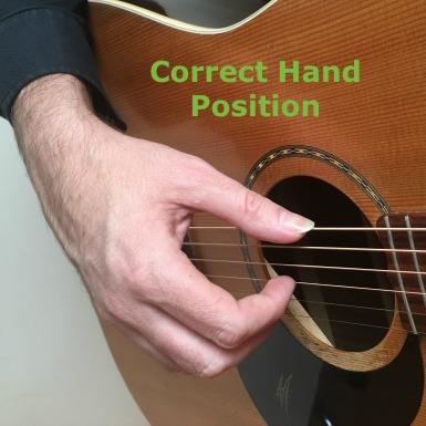 Guitar-Fingerpicking-Technique-Correct-Hand-Position