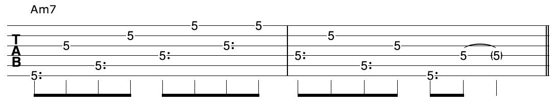 Harp Harmonic Arpeggio Pattern