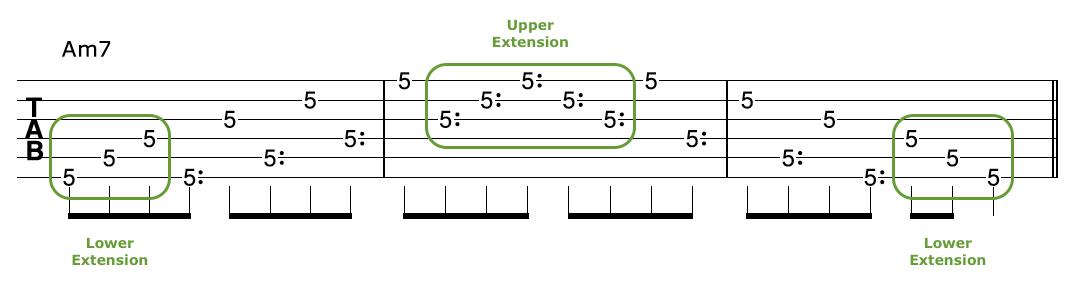 Harp Harmonic Arpeggio Extension