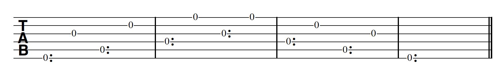 Harp Harmonic Pattern Harmonic First