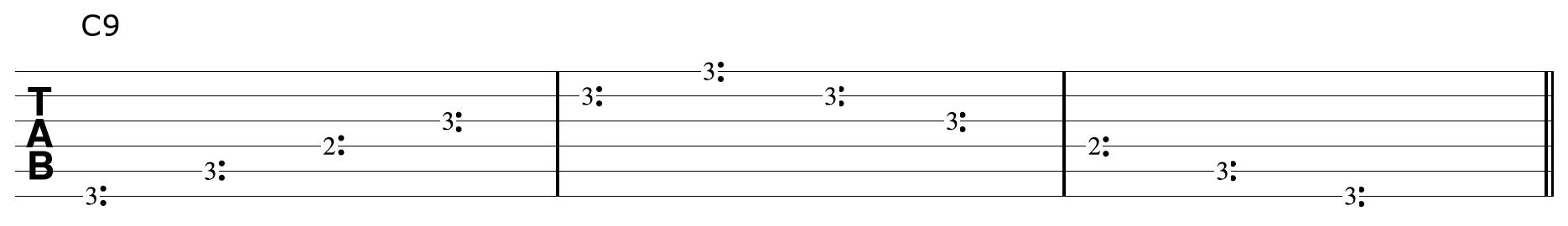 Harp-Harmonic-C9-Chord