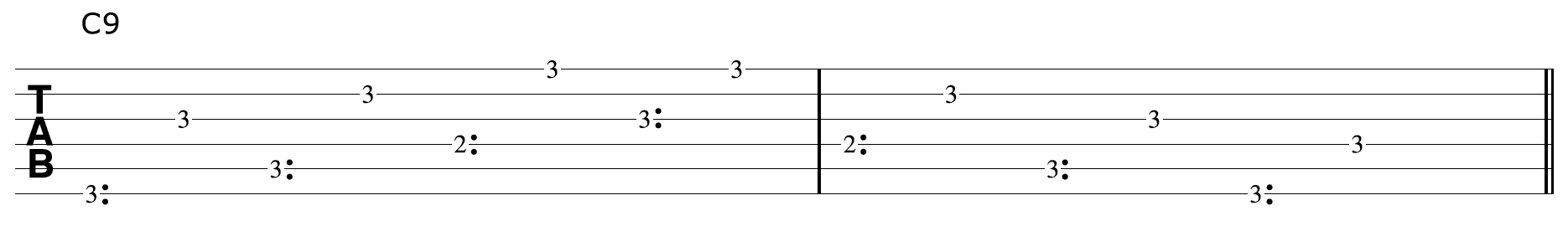 Harp-Harmonics-C9