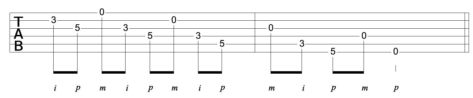 Csus2-Tuning-Riff-1