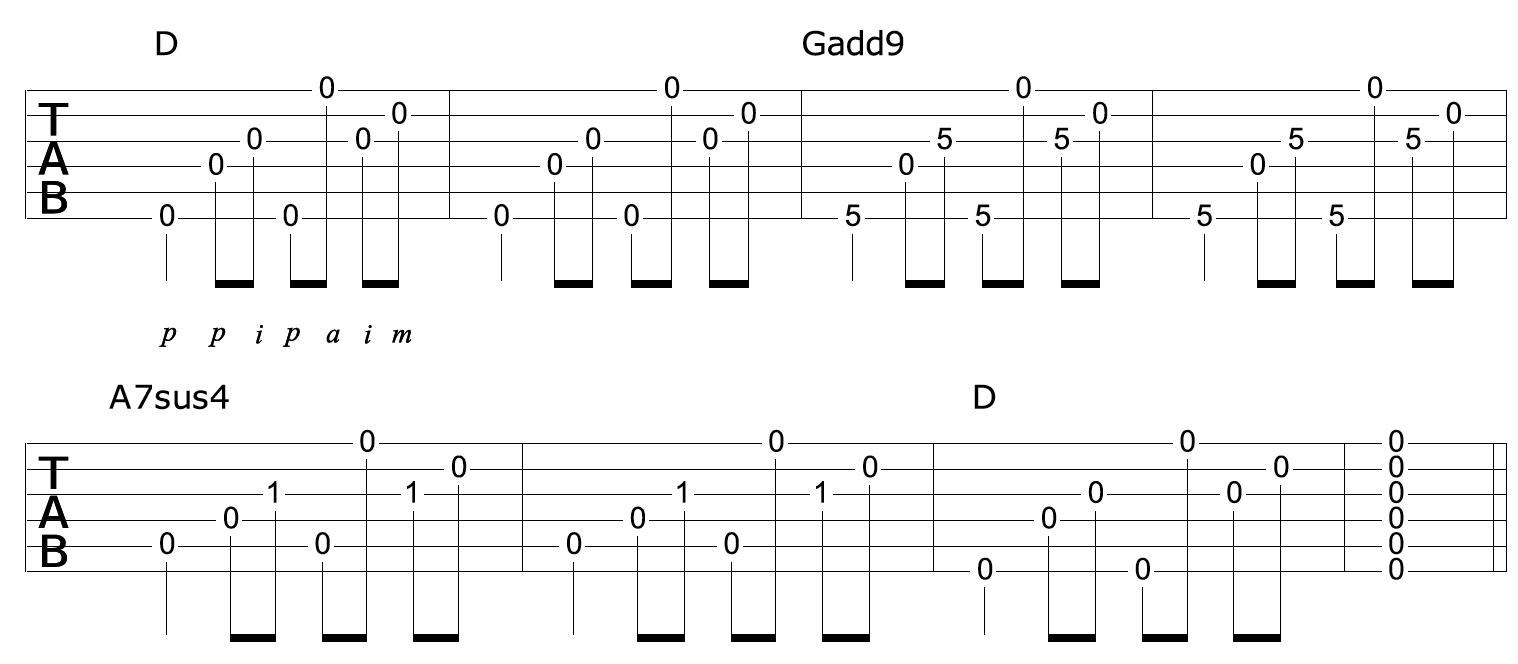 Open-D-Tuning-Progression