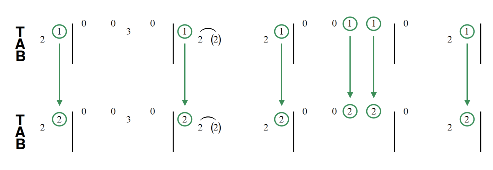 Parallel Key Modulation Melody Converted  1