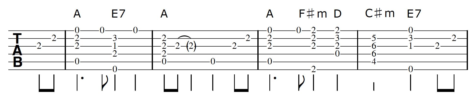 Parallel Key Modulation Arrangement 1