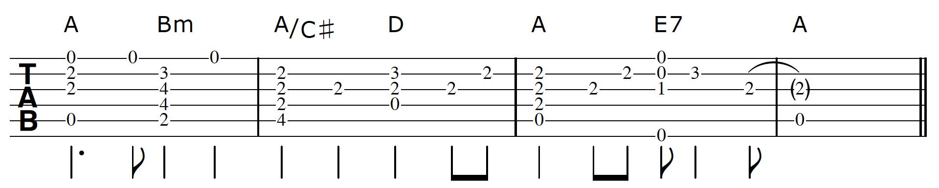 Parallel Key Modulation Arrangement 2
