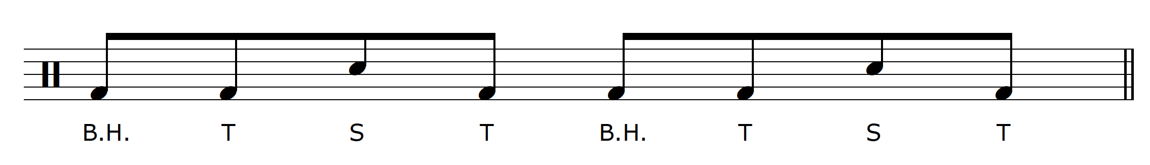 Percussive Guitar Groove 4