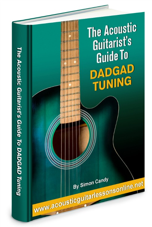 Acoustic-Guide-DADGAD-Tuning
