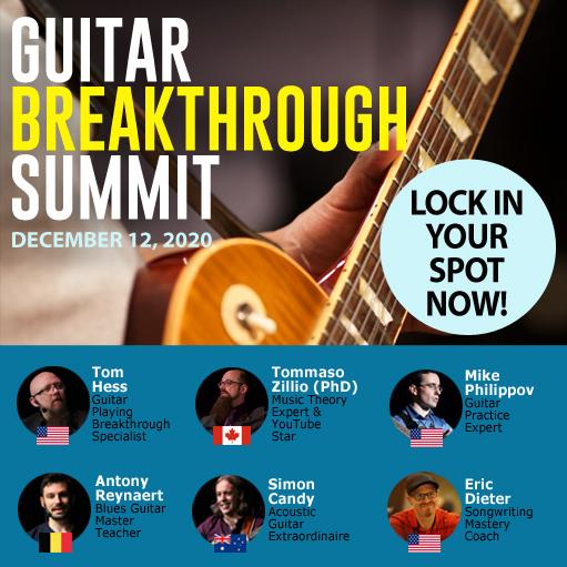 Guitar Breakthrough Summit