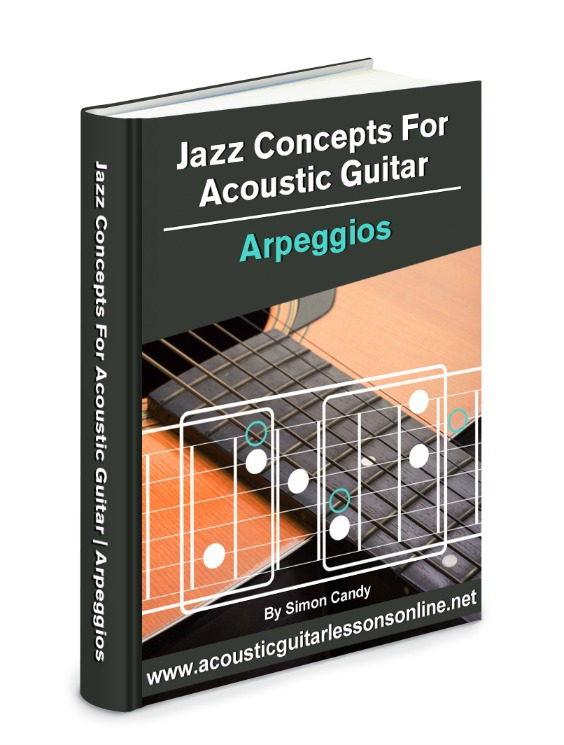 Jazz Arpeggios For Guitar