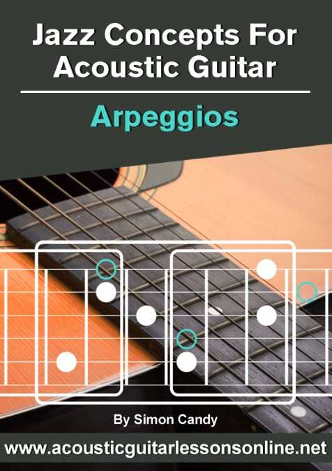 Jazz Arpeggio's For Soloing On Guitar