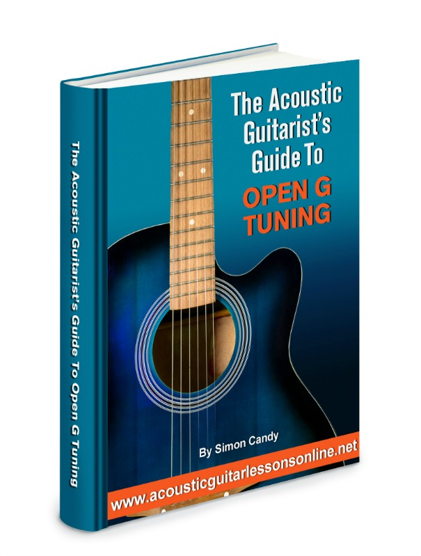 How To Play Guitar In An Open G Tuning