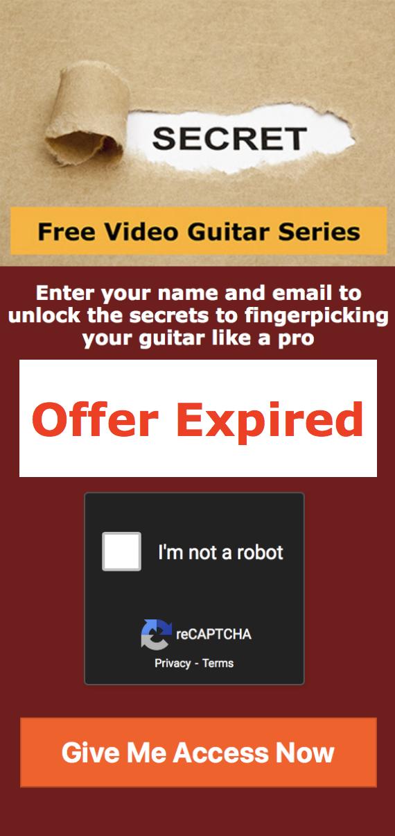 Fingerpicking Guitar Expired Opt In Box 1