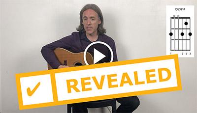 Fingerpicking Guitar Video Screenshot 1