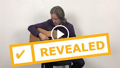 Fingerpicking Guitar Video Screenshot 3