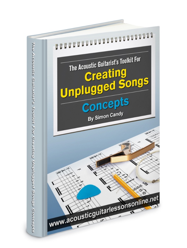 Unplugged Acoustic Guitar Toolkit - Concepts