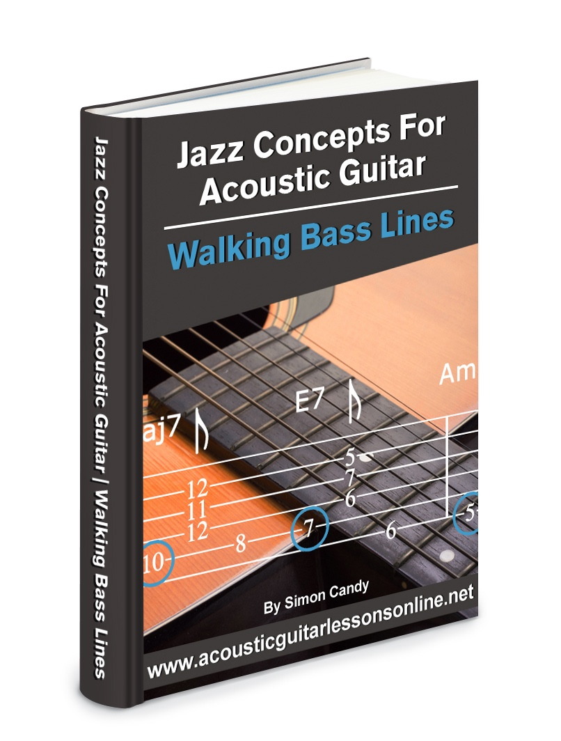 Walking-Bass-Lines-For-Guitar-Book-Image