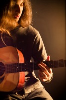 Learning Songs On Acoustic Guitar Pic
