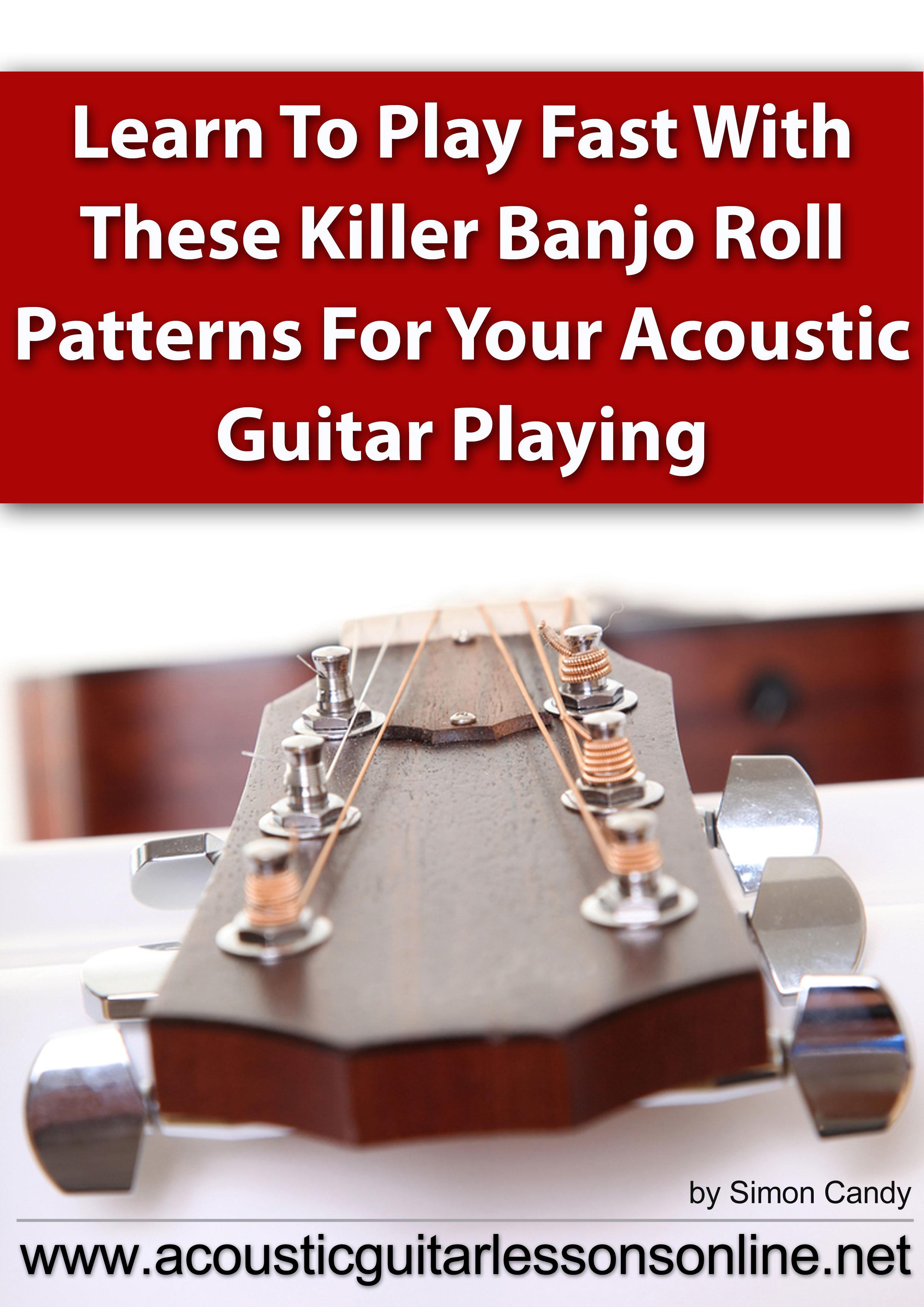 Acoustic-Banjo-Roll