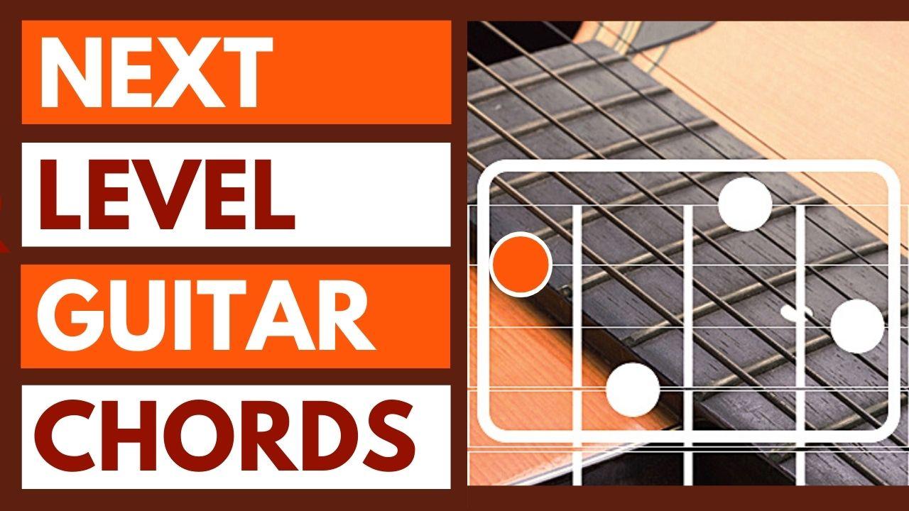 Block Chords Guitar Image