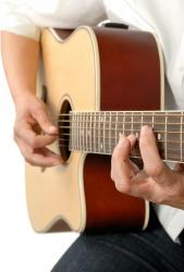 Acoustic Guitar Blues Rhythm