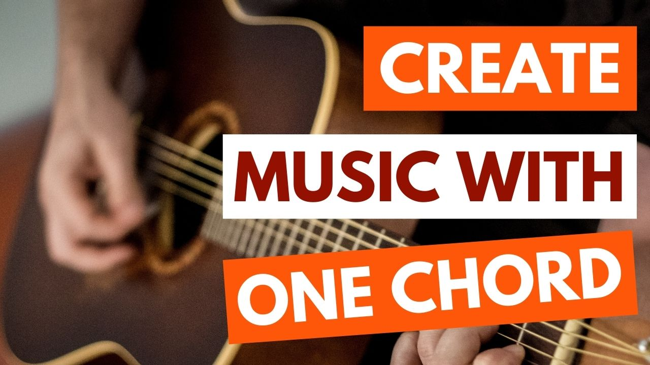 Guitar Chord Creativity Tutorial Video Page Image