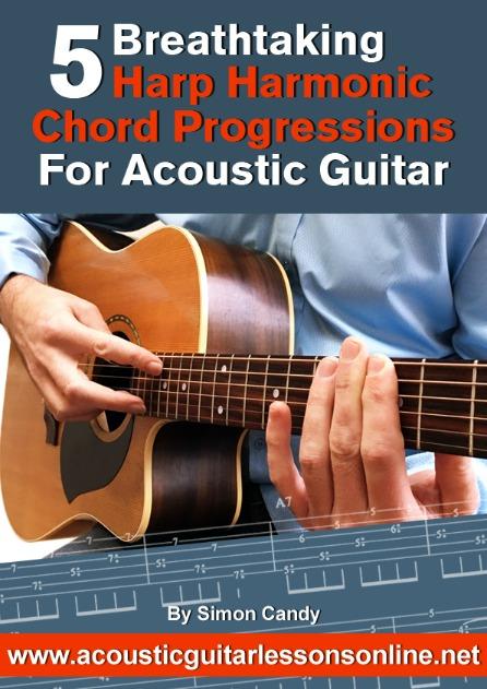 Harp Harmonic Chord Progressions