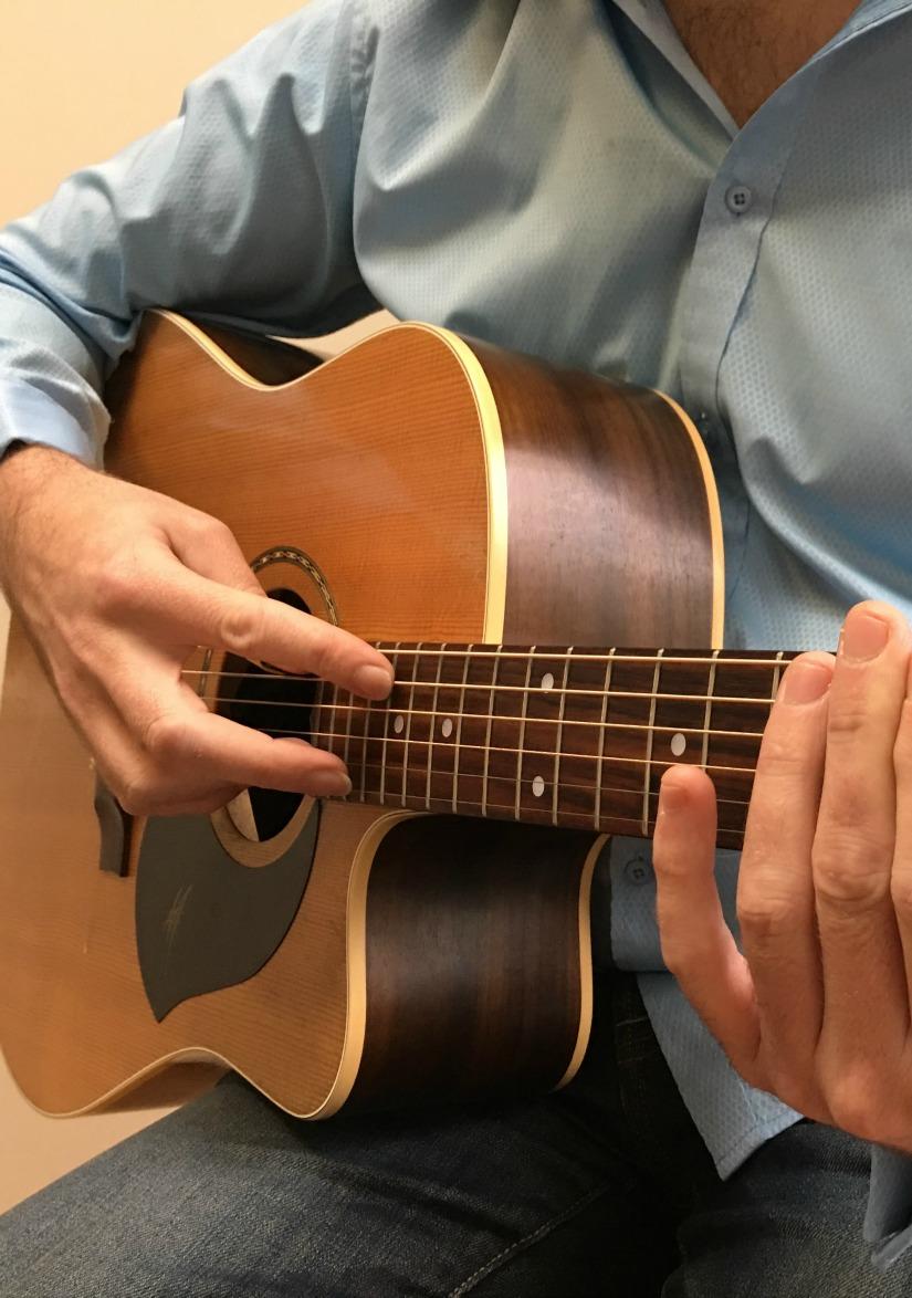 Harp Harmonic Pic