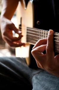 Pic For Acoustic Rhythm Guitar Minicourse