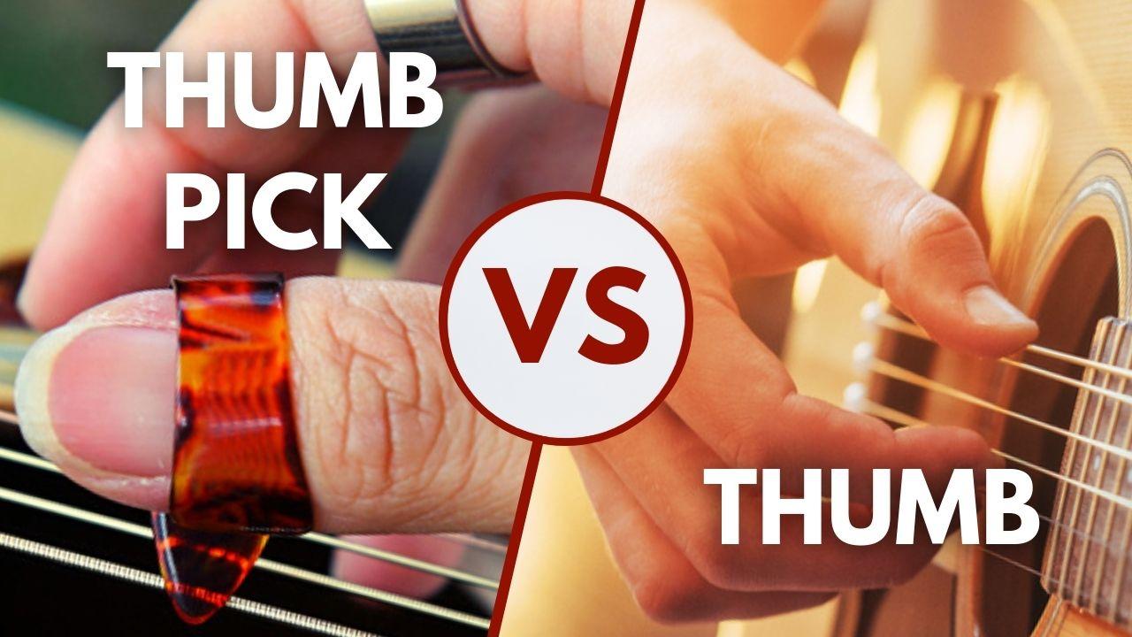 Thumb Pick Guitar Article Image
